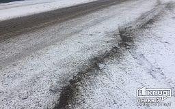 Дороги - стекло. Криворожане критикуют уборку снега