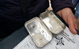 В Кривому Розі поліція затримала юнака з метамфетаміном