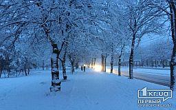 Погода в Кривом Роге на 22 января