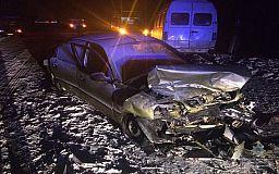 Пятеро человек пострадали во время ДТП в Кривом Роге