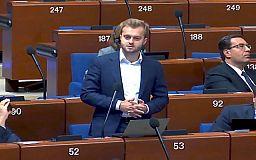 Наші у Європі: криворізький нардеп Костянтин Усов обиратиме суддів для Європейського суду
