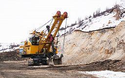 Северный ГОК инвестировал 230 млн грн в приобретение двух экскаваторов