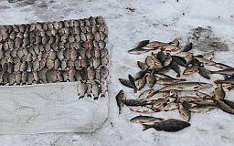 Ловилась рыбка большая и маленькая: в Днепропетровской области задержали браконьеров