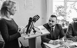 Криворожские журналисты подтвердили, что первый выстрел на учениях прозвучал в присутствии военных
