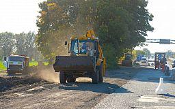 Вскоре на Криворожской трассе будут взвешивать грузовики