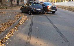 В Кривом Роге случилось ДТП без пострадавших