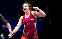 Криворожанка завоевала серебро на чемпионате мира по борьбе в Румынии