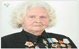 Из жизни ушла криворожанка, освобождавшая город от нацистов