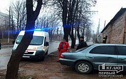В Кривом Роге пострадал велосипедист, которого сбило авто