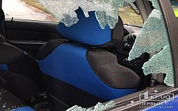 За сутки в Кривом Роге под колеса авто угодили несколько человек
