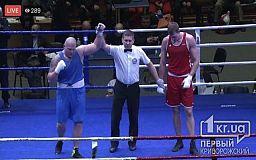 Боксеры из Кривого Рога стали официальными членами олимпийской сборной