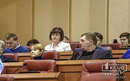 Криворожские депутаты опять проигнорировали проекты решений коллег от демсил