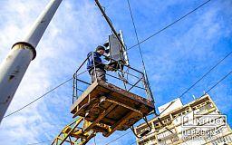 Дождались: на 95 квартале в Кривом Роге демонтируют светофоры