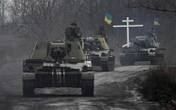 В штабе АТО отмечают соблюдение режима перемирия на Донбассе (КАРТА)