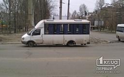 «Свидетели событий»: У криворожской маршрутки отпало колесо