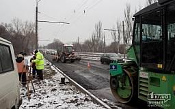 Из-за непроплаты Госказначейства дороги в Кривом Роге отремонтированы не полностью, - городская власть