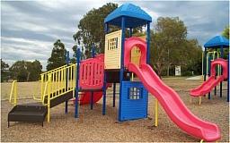 В Украине запущен онлайн-сервис по оформлению заявок на ремонт детских площадок