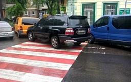 ДАІ: Підсумки операції «Паркування»