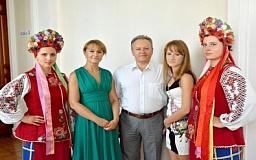 Криворожская «Батькивщина» поддержала V Всеукраинский фестиваль народного творчества «Червона калина»