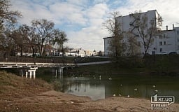 В 4 парках Кривого Рога установят светодиодные светильники
