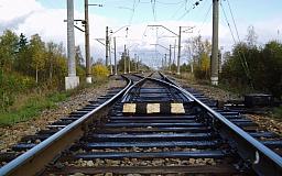 Милиционеры напомнили маленьким криворожанам о правилах поведения на железной дороге