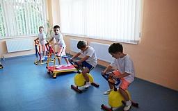 Центральный ГОК подарил детскому саду новый спортивный зал