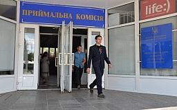 Вступна кампанія у розпалі: До вишів Дніпропетровщини надійшло вже 47 тисяч заяв