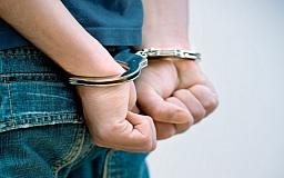 В Кривом Роге задержан грабитель, который отправил свою жертву в кому