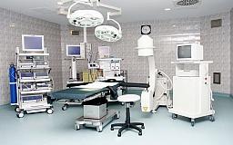 В Днепропетровской области на оборудование для больниц выделили 50 млн гривен