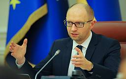 Яценюк сделал первый шаг к переходу Украины на контрактную армию