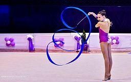 В Кривом Роге состоялся  Всеукраинский турнир по художественной гимнастике «Криворожаночка»