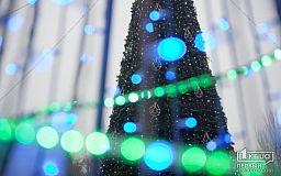 В Кривом Роге в День Святого Николая пройдет торжественное открытие городской елки (Исправлено)