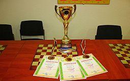 В Кривом Роге прошел финал чемпионата по классическим шахматам