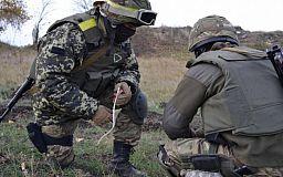 26 тисяч - кількість мін що знешкодили військові сапери з початку АТО