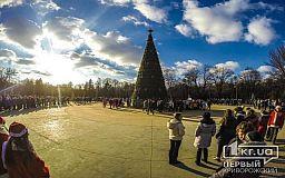 В Дзержинском районе прошел предновогодний праздник