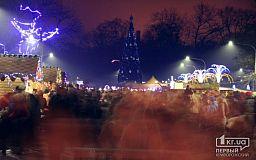 В новогоднюю ночь криворожане смогут посетить главную елку города (Расписание движения транспорта)