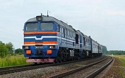 С 20 июня из Кривого Рога будет курсировать ночной поезд в Бердянск