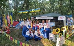 Криворожские школьники приняли участие во Всеукраинской патриотической игре «Сокол»