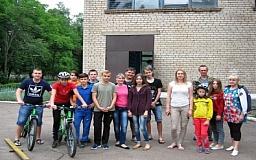 В Кривом Роге состоялся I этап соревнований по велосипедному туризму