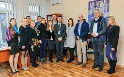 Руководство криворожской городской организации ВО «Батьківщина» встретилось с представителями миссии ОБСЕ