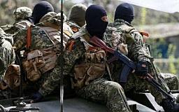 Террористы продолжают обстрелы позиций украинских военных
