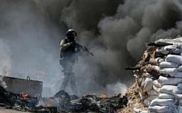 Батальон «Кривбасс» попал в окружение, - СМИ (ДОПОЛНЕНО)