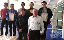 В Кривом Роге состоялся чемпионат города по боксу