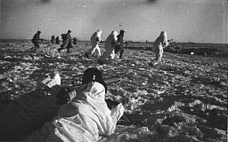 К 71-й годовщине освобождения Кривого Рога и Днепропетровской области от немецких захватчиков
