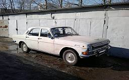 В Кривом Роге в автомобиле «Волга» обнаружен труп мужчины (ОБНОВЛЕНО)