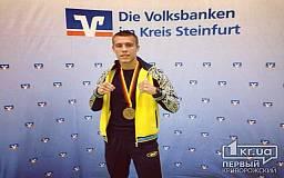 Криворожанин Илья Ткачук стал чемпионом мира по рукопашному бою