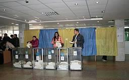 Свидетели событий: в Новополье люди в военной форме окружили избирательный участок