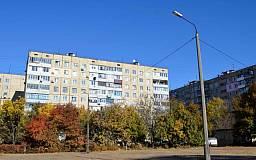 Северный ГОК восстановил уличные фонари в районе двух учреждений образования