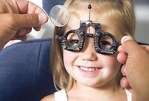 Криворожских малышей из детдомов научат полезным упражнениям для глаз