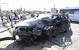 В Кривом Роге произошло страшное ДТП. Два человека погибли на месте аварии (ОБНОВЛЕНО)
